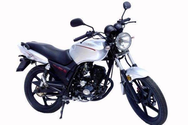 Внешний вид мотоцикла Lifan LF125-9J