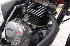 Двигатель мотоцикла Lifan LF150-2E