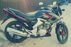 Общий вид мотоцикла Lifan LF200-16C