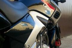 Мотоцикл Lifan LF200-16C Apache сбоку