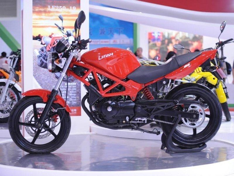 Хочу себе мотоцикл Lifan LF250-19