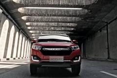 Передний профиль автомобиля Lifan MYWAY
