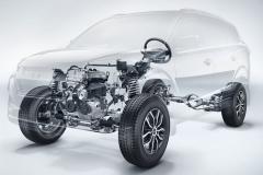 Силовая установка и трансмиссия автомобиля Lifan MYWAY