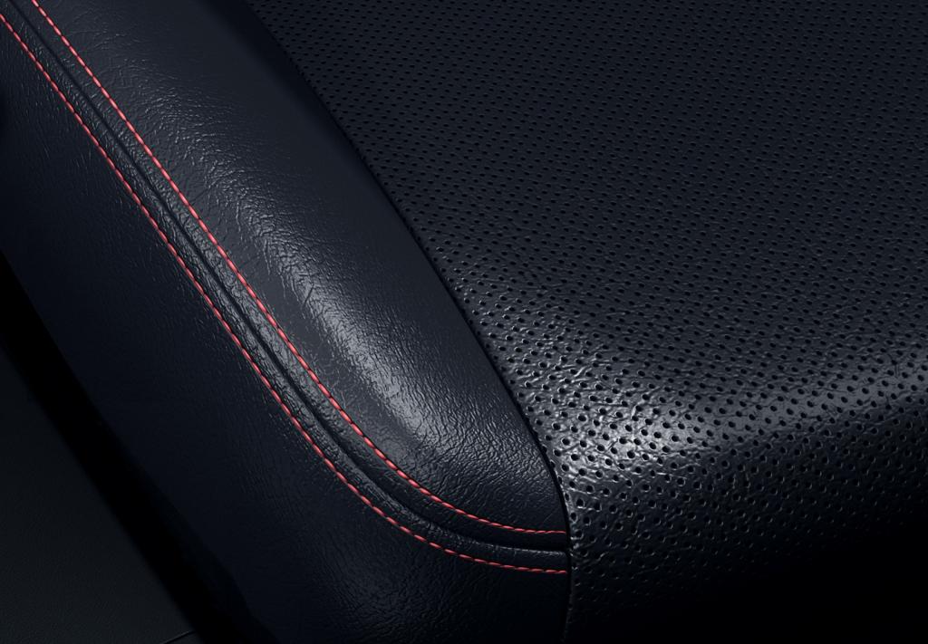 Оббивка сидений кроссовера LIFAN X50