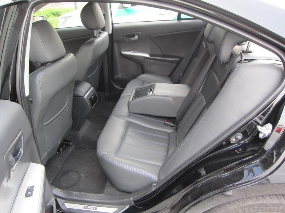 Задние сидения Lifan 820