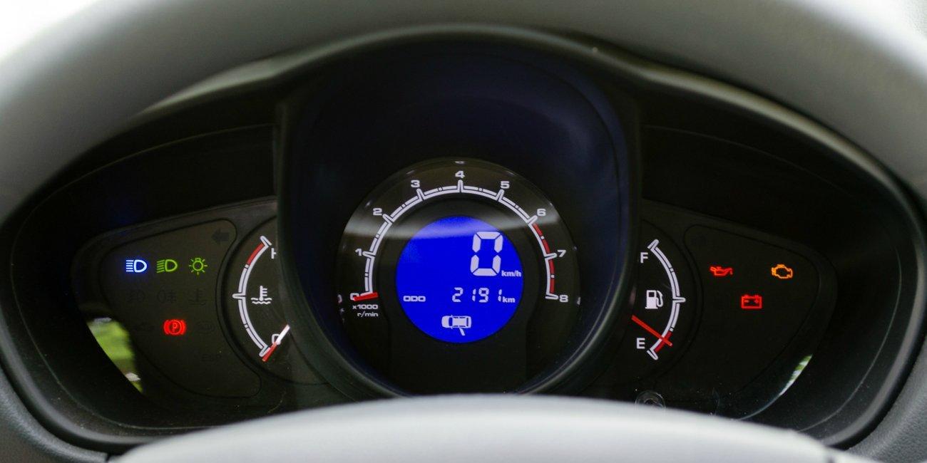 Приборная панель LIFAN X60
