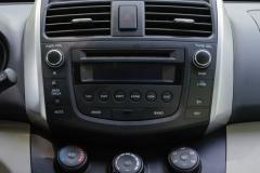 Панель управления аудиосистемой LIFAN X60